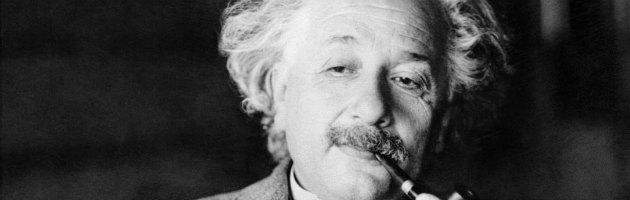 Einstein, cervello più piccolo della media ma con onde e pieghe anomale