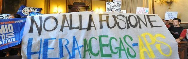 Fusione Hera-Acegas, il Pd segue il piano Passera e perde alleati in tutta la Regione