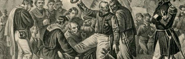 Ferri, stivali e bisturi: i cimeli di Garibaldi ferito in mostra a Bologna (gallery)