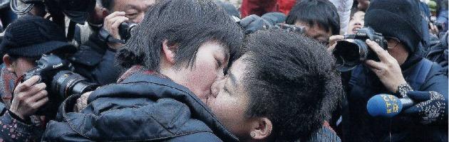 Cina, la lotta dei gay per esistere