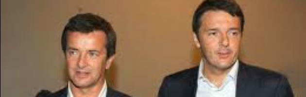 Milano, Gori porta Renzi a cena con il potere economico