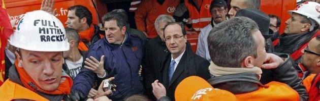 Hollande - Florange