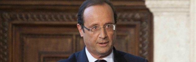 """Crisi, Hollande: """"Il peggio è passato. Ma è un'Europa a più velocità"""""""