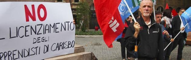 Bologna, sciopero contro Intesa Sanpaolo. 600 apprendisti a casa entro pochi mesi