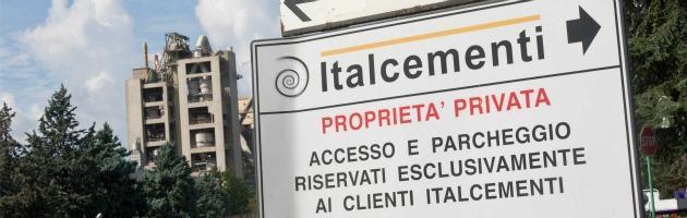 Italcementi, operai in cassa e conti in rosso ma Pesenti guadagna oltre 7 milioni