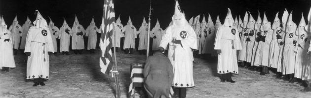 Lousiana, per l'Fbi il Ku Klux Klan non c'entra: la ragazza si è inventata tutto