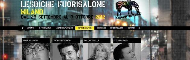 Lesbiche Fuorisalone Milano