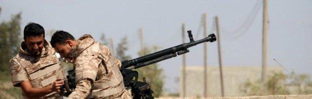 Libia, ucciso a Bani Walid il figlio più giovane del colonnello Gheddafi