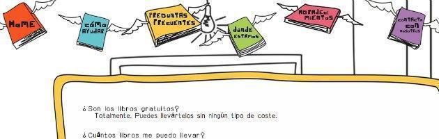 Battere la crisi con la cultura free: a Madrid nasce la libreria gratuita