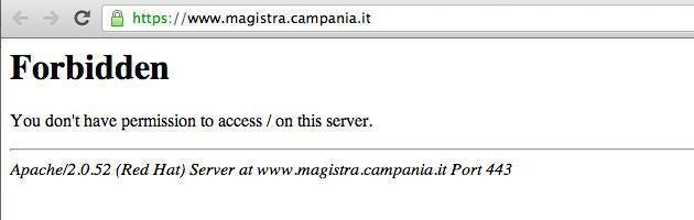 Campania, lo spreco corre sul web: 137 siti istituzionali e caselle email a peso d'oro