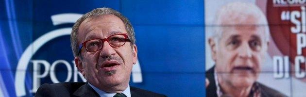 """Maroni: """"Se Pdl e Lega divisi al voto si perde"""". Formigoni: """"Voto nel 2012"""""""
