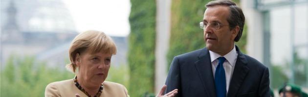 Grecia, Atene blindata per l'arrivo della Merkel. Sindacati sul piede di guerra