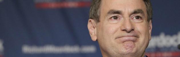 """Aborto, candidato Tea Party a Senato Usa: """"Donna incinta dopo stupro lo vuole Dio"""""""