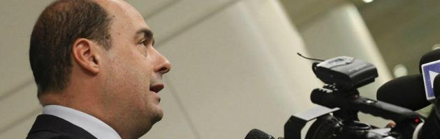 """Voto Lazio, Polverini: """"Con queste norme, improbabile nel 2012"""". Zingaretti: """"Balle"""""""