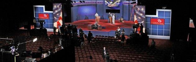 Dibattito Obama Romney