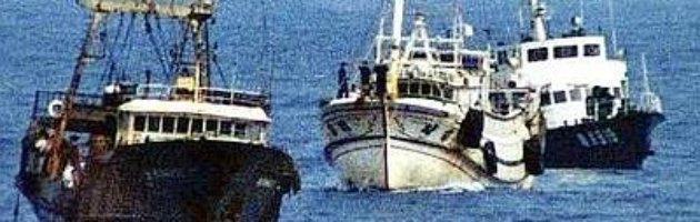 Sicilia, due pescherecci italiani sequestrati da una motovedetta libica