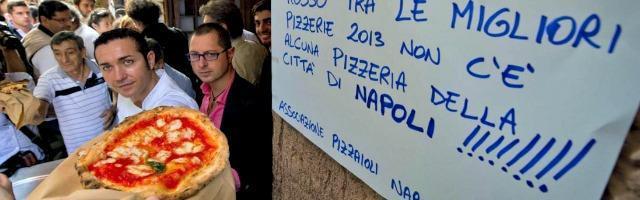 Al Nord le migliori pizzerie, Napoli insorge contro il Gambero Rosso