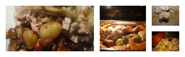 La ricetta del sabato di Alessia Vicari: pollo fast food, ma alla bourguignonne!