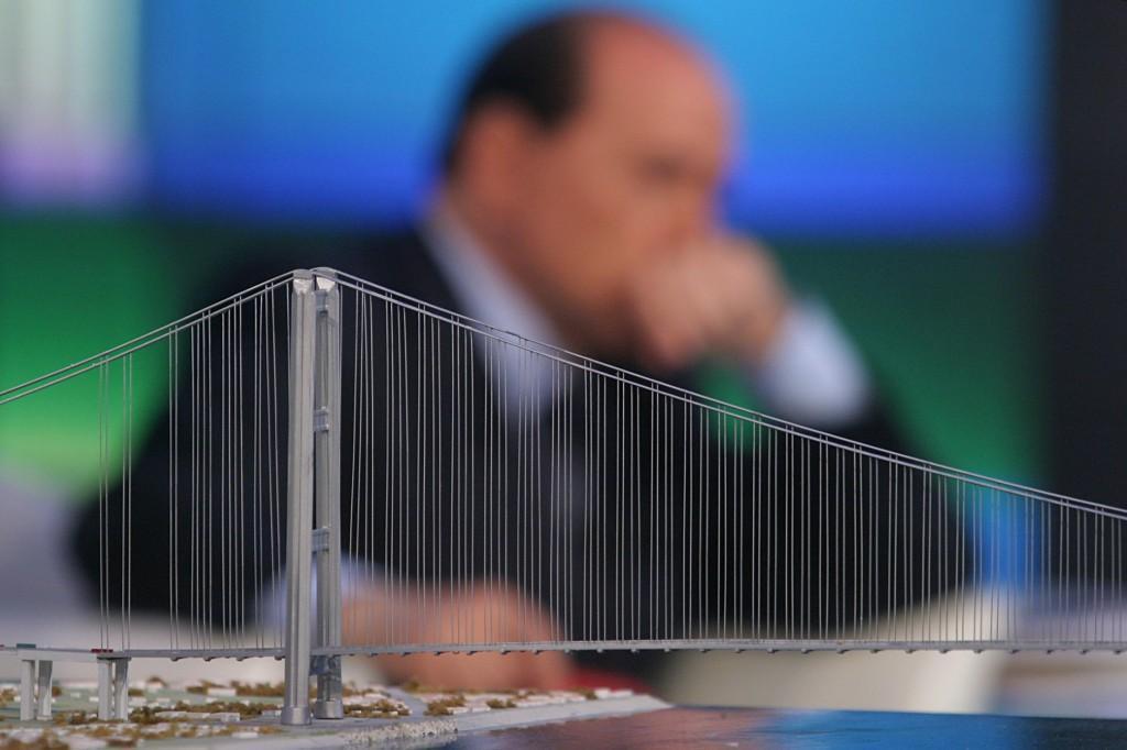 ponte stretto berlusconi