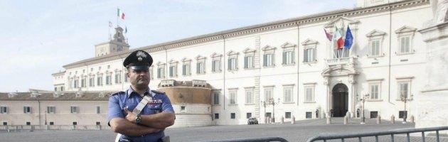 Roma, disoccupato e padre di sei figli si dà fuoco davanti al Quirinale
