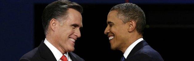 Usa 2012, Obama contro Romney: al dibattito le domande degli 'indecisi'