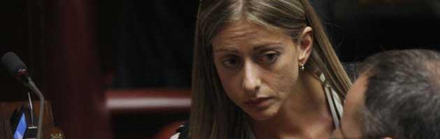 La deputata Pdl Mariarosaria Rossi