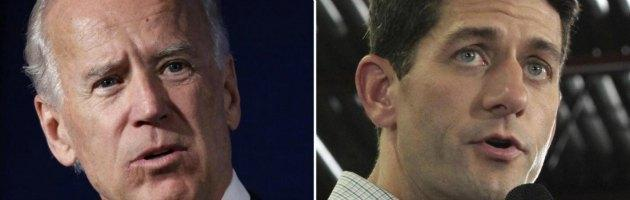 Joe Biden e Paul Ryan