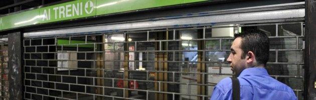 Sciopero Metro Milano