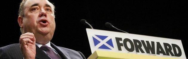 """""""Entro 2014 la Scozia deciderà se separarsi da Gb"""". Possibile effetto domino"""
