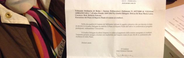 Standa di Berlusconi fallita, risarcimento burla per gli ex dipendenti
