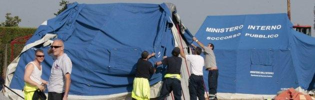 Terremoto Emilia, il 60% dei medici di famiglia visita ancora nei container