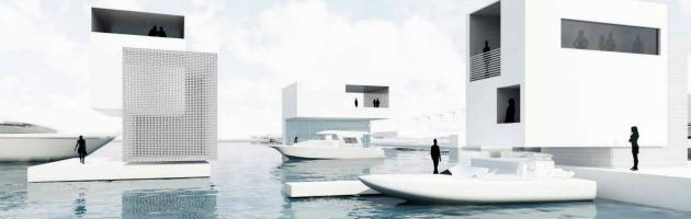 Riccione, l'atollo con hotel e ristoranti da 1 miliardo di euro pagato dagli sceicchi