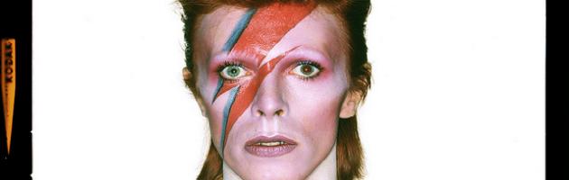 David Bowie a Berlino: 100 scatti del Duca Bianco in mostra a Bologna (foto)
