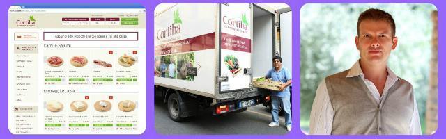 Cortilia Collage