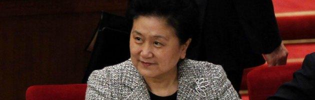 Cina, il politico di razza che non arriverà al Politburo: è donna
