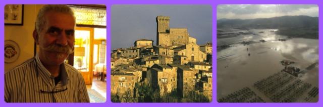 La storia: il Pampini e la cucina maremmana, fra siccità e temporali