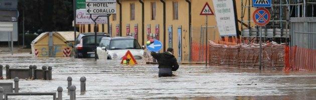 Maltempo, allerta in Maremma: un uomo trovato morto in auto a Capalbio