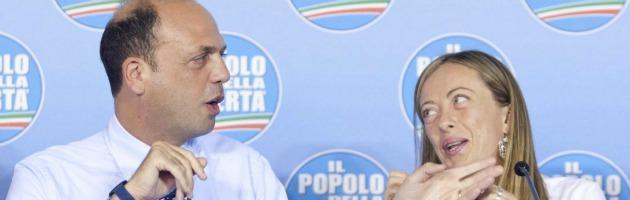 """Pdl, Alfano conferma le primarie: """"Ma necessario spostare la data"""""""