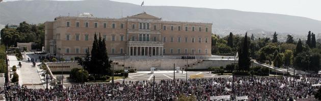Sciopero Atene