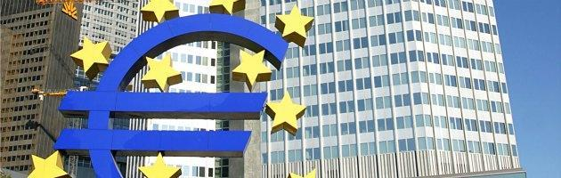"""Bce: """"Italiani più ricchi dei tedeschi, ma una famiglia su cinque è povera"""""""