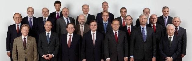 Bce, in campo per le quote rosa ma il compromesso è dietro l'angolo