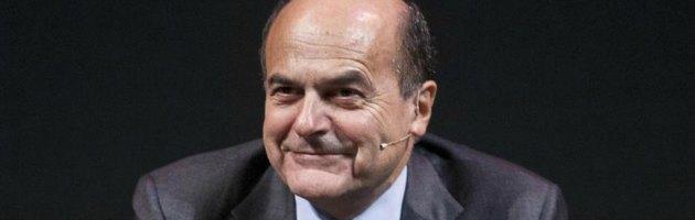 """Bersani: """"Vince Renzi? Non ci scommetto un centesimo"""""""