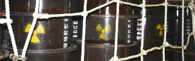 Rifiuti radioattivi all'ex centrale di Caorso, la Procura apre un'inchiesta