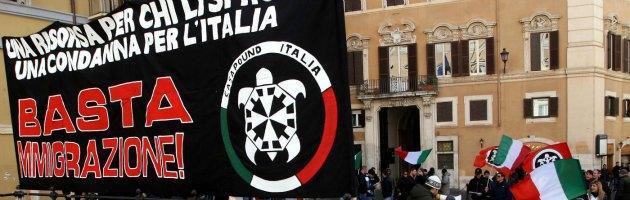 """Roma, lettera contro corteo Casapound. Alemanno: """"Stesse regole per tutti"""""""