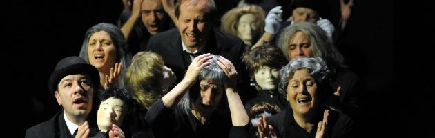 La Classe Morta di Nanni Garella all'Arena. Kantor rivive negli attori di Arte e Salute