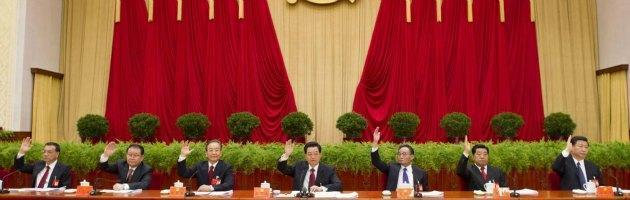 Hu Jintao Congresso PCC