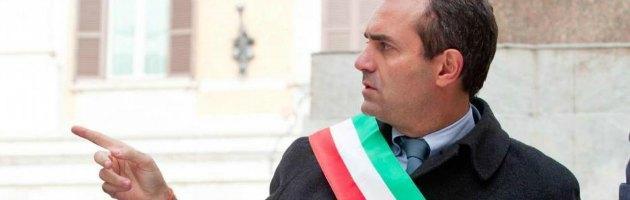 Roma, Luigi De Magistris tiene a battesimo il Movimento Arancione