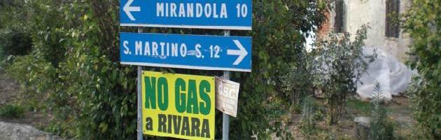 Terremoto, il ministero dell'Ambiente dice no al deposito di gas Rivara