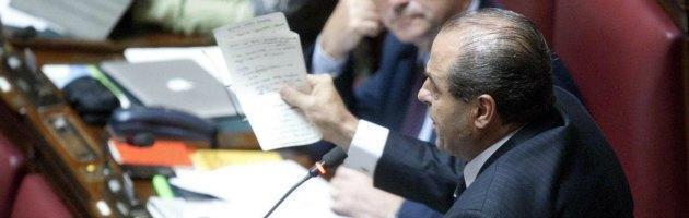 """Di Pietro scrive a Grillo: """"Caro Beppe, facciamo paura perché siamo nel giusto"""""""