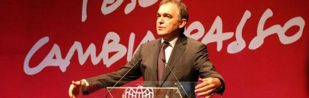 Massa, per il buco all'Asl indagato anche il presidente di Regione Rossi